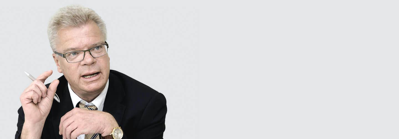 ENO Gesellschafter Hartmut Gieseke (EVO AG)