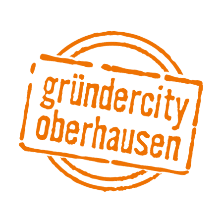Logo: Gründercity Oberhausen